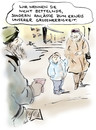 Cartoon: Besser (small) by Bernd Zeller tagged sprache,korrekt,pc,political,correctness,gutmensch