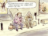 Cartoon: Volksabstimmungen (small) by Bernd Zeller tagged volksabstimmungen,plebiszit,lobbyismus
