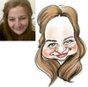 Cartoon: Quick Portrait Caricature (small) by handelizm tagged portrait quick sketch caricature