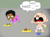 Cartoon: Dunning-Kruger-Effect (small) by bussdee tagged baby,nazi,cry,dumm,dümmer,europa,presse,germany,deutschland,europe