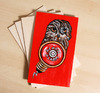 Cartoon: owl on ply wood (small) by Battlestar tagged eule owl tiere animals illustration alarm