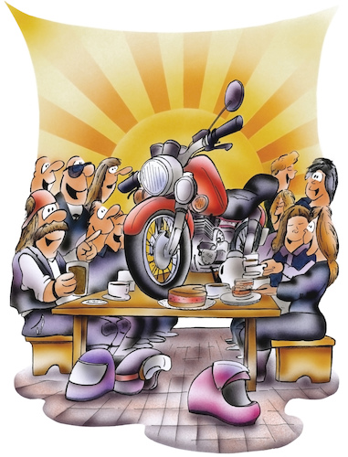 Cartoon: Bikertreff (medium) by HSB-Cartoon tagged bike,cake,coffee,friends,gettogether,meeting,motor,motorbike,motorcycle,table,airbrush,bande,bier,biker,bikerstammtisch,club,gang,helm,hsb,hsbcartoon,illustration,kaffee,und,kuchen,karikatur,motorrad,motorradbande,motorradclub,motorradfahrer,rocker,stammtisch,treff,treffpunkt,bike,cake,coffee,friends,gettogether,meeting,motor,motorbike,motorcycle,table,airbrush,bande,bier,biker,bikerstammtisch,club,gang,helm,hsb,hsbcartoon,illustration,kaffee,und,kuchen,karikatur,motorrad,motorradbande,motorradclub,motorradfahrer,rocker,stammtisch,treff,treffpunkt