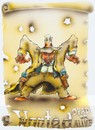 Cartoon: dead or alive (small) by HSB-Cartoon tagged cowboy,western,wanted,dead,killer