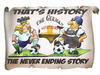 Cartoon: England vs Germany (small) by HSB-Cartoon tagged soccer,football,fußball,sport,sports,england,germany,deutschland,südafrika,southafrica,history,game,play,player,championship,wc2010,worldchampionship,weltmeister,weltmeisterschaft,cup,cartoon,karikatur,caricature