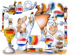 Cartoon: Grenzland (small) by HSB-Cartoon tagged euregio,deutschland,niederlande,holland,gerrmany,deutsche,niederländer,grenze,grenzland,europa,nl,chemie,chemiker,grenzlandregion,nrw,nordrhein,westfalen,niederdsachsen,münsterland,emsland,emslandregion,friesland,eifel,rheinland,overijssel,groningen,drenthe,gelderland,limburg,cartoon,labor,nation,länder,landesgrenze,freundschaft,karikatur,grenzüberschreitende,zusammenarbeit