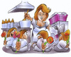 Cartoon: Muttertag (small) by HSB-Cartoon tagged mutter,muttertag,mama,kind,kinder,kids,jugend,jugendliche,baby,feiertag,hausarbeit,karikatur,mother,motherday,kochen,abwasch,wäsche,küche,cartoon