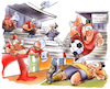 Cartoon: Stadionstimmung (small) by HSB-Cartoon tagged fussball,fußball,stadion,stadionstimmung,fußballspiel,fußballfan,fussballfans,fan,fanstimmung,supporter,fankurve,corona,covid19,pandemie,lockdown,cartoon