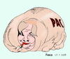 Cartoon: Rousseff Dilma (small) by Fusca tagged south,american,bolivarian,dictators