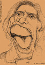 Cartoon: Jim Carrey sketch (small) by lufreesz tagged jim carrey sketch