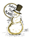 Cartoon: Save the planet!!! (small) by Ramses tagged melting
