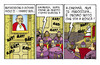 Cartoon: Beato...lui ! (small) by ignant tagged papa,wojtyla,cartoon,humor,comic,strip