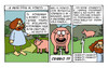 Cartoon: Il porco (small) by ignant tagged comic,strip,cartoon,humor
