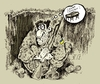 Cartoon: Helden... (small) by medwed1 tagged ukraine,helden,morder