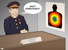 Cartoon: What Homophobia (small) by Tjeerd Royaards tagged chechnya,lbgt,gay,homophobia,homo,homosexual,men,police,repression