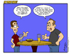 Cartoon: Beer (small) by Gopher-It Comics tagged gopherit ambrose beer