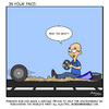 Cartoon: Biodegradable (small) by Gopher-It Comics tagged gopherit ambrose
