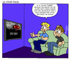 Cartoon: Lost (small) by Gopher-It Comics tagged gopherit ambrose lost