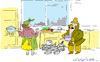Cartoon: Boston (small) by gungor tagged usa