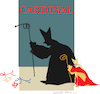 Cartoon: Cardinal (small) by gungor tagged church
