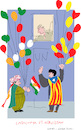 Cartoon: Catalan and Kurd (small) by gungor tagged world