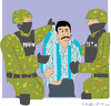 Cartoon: El- Chapo (small) by gungor tagged mexico