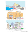 Cartoon: Sydney-32 (small) by gungor tagged australia