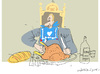Cartoon: Thanks giving (small) by gungor tagged rusia