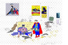 Cartoon: The Dark Knight rises (small) by gungor tagged usa
