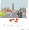 Cartoon: Westminster Bridge (small) by gungor tagged united,kingdom
