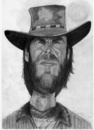 Cartoon: eastwood (small) by Tomek tagged eastwood