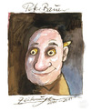 Cartoon: Neues Buch (small) by Peter Bauer tagged peter,bauer,neues,buch,cartoons,grafik,zeichner