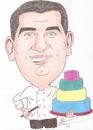 Cartoon: buddy valastro (small) by alvaroastolfo tagged cocineros