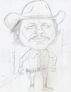 Cartoon: charles bronson (small) by alvaroastolfo tagged charles,bronson