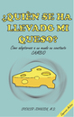 Cartoon: Quien se ha llevado mi queso? (small) by Error Post Mort tagged libro,vector,escuela,trabajos,queso,autoayuda