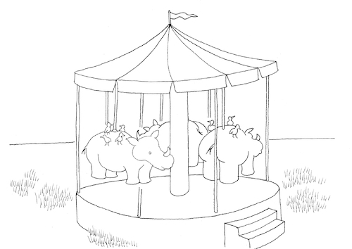Cartoon: Fun Fair... (medium) by berk-olgun tagged fun,fair