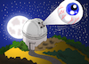 Cartoon: Acme Observatory... (small) by berk-olgun tagged acme,observatory