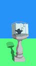 Cartoon: Bird Bath... (small) by berk-olgun tagged bird,bath