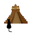 Cartoon: Butcher Temple... (small) by berk-olgun tagged butcher,temple