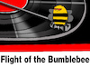 Cartoon: Flight of the Bumblebee... (small) by berk-olgun tagged flight,of,the,bumblebee