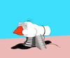 Cartoon: Flight Simulator... (small) by berk-olgun tagged flight,simulator