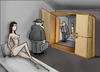 Cartoon: Fourth Dimension.. (small) by berk-olgun tagged fourth dimension
