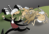 Cartoon: Indian Vampire.. (small) by berk-olgun tagged indian,vampire