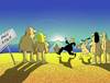 Cartoon: Nude Beach... (small) by berk-olgun tagged nude,beach