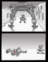 Cartoon: Perspective.. (small) by berk-olgun tagged perspective