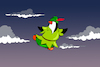 Cartoon: Peter Panguin... (small) by berk-olgun tagged peter,panguin