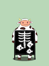 Cartoon: Piranha X Ray... (small) by berk-olgun tagged piranha,ray