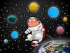 Cartoon: Planets... (small) by berk-olgun tagged planets