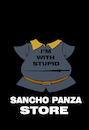 Cartoon: Sancho Panza... (small) by berk-olgun tagged sancho,panza