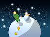 Cartoon: Snowman... (small) by berk-olgun tagged snowman