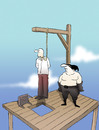 Cartoon: Standing Man... (small) by berk-olgun tagged standing,man